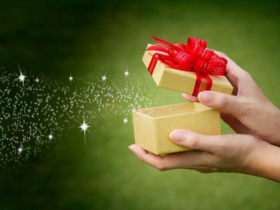 Добрые подарки для добрых людей 531