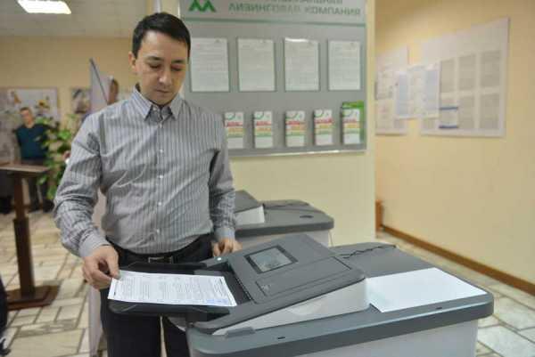 В Хакасии технический прогресс внедряют в избирательный процесс