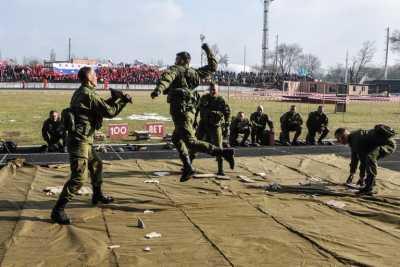 Военно-спортивный праздник ждет абаканцев